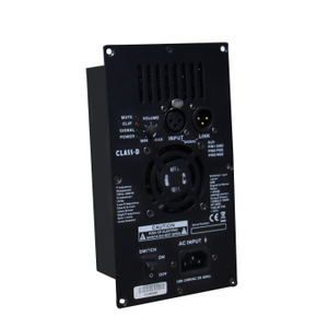 D1-150W Single Channel 150 Watts Class D Powered Module