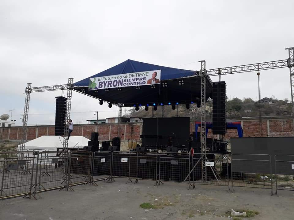 SB28 and KARA Light Up the New Year Music Festival in Ecuador