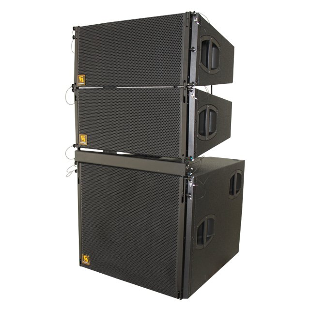 V8&V-SUB Passive PA Audio Line Array System