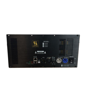 D2450 2 Channel Class D 500W Audio Amplifier Module with DSP
